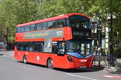 LK67 CXZ (VWH 2366) Metroline London (hotspur_star) Tags: londontransport londonbuses londonbus londonbuses2018 wrightbus volvob5lh tfl transportforlondon hybridbus hybridtechnology busscene2018 doubledeck metrolinelondon lk67cxz vwh2366 6