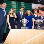 Rafael Nadal, Jelena Ostapenko