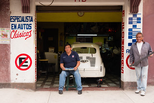 Alexandro - Especialista en autos clasicos