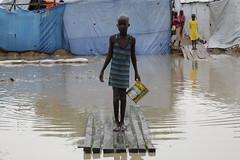 Flooded PoC in Bor (UNMISS MEDIA) Tags: un unmiss bor poc flood rainyseason jonglei southsudan