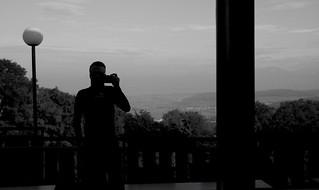 Whitmonday silhouettes (Uto-Staffel, Zurich)