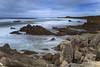 Costa Quebrada (Enric.©) Tags: costaquebrada cantabria seda exposición diurna nd mar rocas agua cielo nubes canon5dmii cantabrico santander