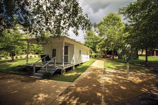 Elvis Presley's Birth Home - Tupelo (Mississippi)