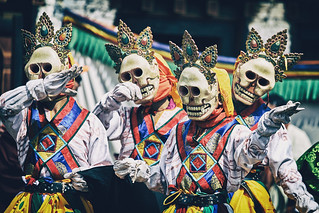 Bhutan: The Dance of Intermediate States.