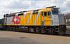 VIA 6436 Roster (Joseph Bishop) Tags: via via40 6436 emd f40ph3 trains train track tracks cndundassubdivision brantford railfan railroad railway rail rails