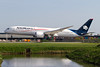 """XA-ADG, Boeing 787-9 Dreamliner  """"Guadalupe"""", Aeromexico (freekblokzijl) Tags: boeing787 7879 dreamliner aeromexico flare arrival landing nadering touchdown kaagbaan rwy06 afternoon lowsun spring mexico amsterdamairport schiphol eham ams widebody planespotting vliegtuigspotten canon eos7d approach xaadg guadalupe"""