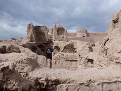 Rayen راین (Fontaines de Rome) Tags: iran rayen citadelle castle راین ایران ارگ راين