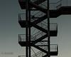 Lines on Dark Green (ARTUS8) Tags: abandoned nikon28300mmf3556 abstrakt industrie flickr linien swo2farbig nikond800 treppe leiter ladder