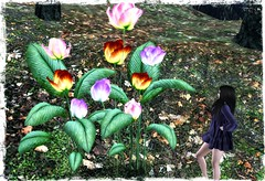 FF 2018 - EED - Colored BG Flowers 01 (Mondi Beaumont) Tags: eed homegarden home garden flower flowers colors big pretty landscaping gardening sl secondlife fantasy faire fair 2018 ff relay for life relayforlife rfl cancer fightcancer support medieval elf elves elven ava avatar avatars fae faes pixie pixies drow merfolk merman mermaid creature creatures creator creators fairelands fairlanders enthusiasts performer clothes clothing cloths fashion furnitures deco decorations jewelry sim sims sponsors fundraise
