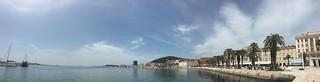Riva Harbor, Split Croatia!
