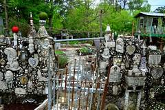 Paradise Garden 74 (Krasivaya Liza) Tags: paradisegarden paradise garden gardens howardfinster howard finster folk art artist junk junkyard kitsch funky fun folksy artistic mosaic summerville ga georgia