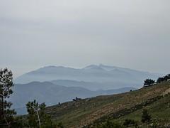 Beautiful blue mountains. (Ia Löfquist) Tags: crete kreta hike hiking walk walking vandra vandring vy utsikt view mountains berg