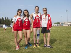 Ludovica Lombi, Greta Ricciardi, Ambra Compagnucci, Alissa Salvucci