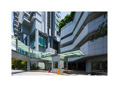 Concourse 01 (Dick Snaterse) Tags: concourse canon singapore theconcourse concourseskylinecondo postmodernisme paulrudolph architectpaulrudolph dicksnaterse ©2018dicksnaterse