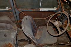 fiat 500 C (riccardo nassisi) Tags: auto abandoned abbandonata wreck rust rusty rottame relitto ruggine ruins scrap scrapyard fornace fiat decay epave relitti