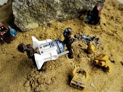 Lego (398merlin2011) Tags: lego minifigs r2d2 c3po droids