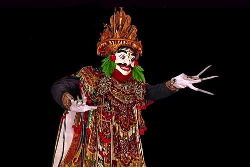 Indonesia - Bali - Mask Dance