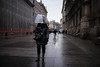 Milano Street Walking - Space Travel (In.Deo) Tags: milano lombardia italy street rain umbrella