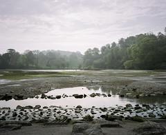 Marsh Mills #5 (@davidflem) Tags: plymouth plym devon mamiya7 65mm kodak portra400 120film 6x7 mediumformat filmphotography istillshootfilm