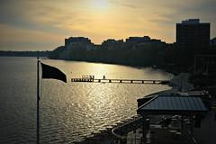 good morning, Madison (humbletree) Tags: madisonwisconsin morninglight sony a7rii morningwalk lakemendota