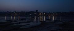 @varanasi (Karthi KN Raveendiran) Tags: varanasi night boatride boat light dark ganga kasi banaras karthiknraveendiran