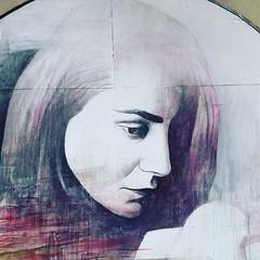 Woman's face (Jon Southcoasting) Tags: croydon london streetart mural women girls face painting portrait