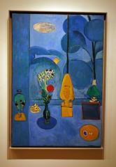 The blue window by Henri Matisse - Museum of Modern Art, New York City (SomePhotosTakenByMe) Tags: thebluewindow henrimatisse matisse gemälde painting kunst art urlaub vacation holiday usa america amerika unitedstates nyc newyork newyorkcity manhattan midtown uptown downtown innenstadt stadt city indoor museum museumofmodernart moma ausstellung exhibition