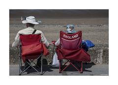 Fleetwood England © (wpnewington) Tags: seaside coast fleetwood lancashire england deckchairs