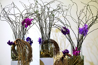 Ein meisterhaftes Blumenarrangement - A superb flower arrangement