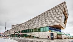Museum of Liverpool (Russ Argles) Tags: architecture concrete modern building liverpool museum futuristic canon 70d eos