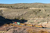 H DENPVO @ Kyune, UT (Mathieu Tremblay) Tags: helper utah unitedstates us kyune up unionpacific provosubdivision soldiersummit railroad railway chemindefer bnsf burlingtonnorthernsantafe denpvo manifest freight train locomotive 5151 c449w ge generalelectric sony a99 sal2470z