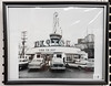 Old Tik Tok Drive In (PDX Bailey) Tags: black white 1950s 50s car drive drivein time eat clock old