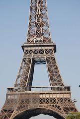 Париж Ейфелева вежа InterNetri  France 009