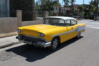 Pontiac Bonneville 1958?