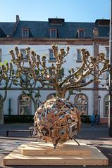 INDUSTRIEMAGNIFIQUE BOULE SCHMIDT-108 (MMARCZYK) Tags: france alsace grandest 67 strasbourg lindustrie magnifique liot eric place broglie art street