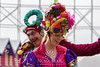 Luna Park 100 years birthday (Nova Star Productions) Tags: melbourneevents stiltwalking novastarproductions entertainment melbourne lunapark stkilda events party celebration circus entertainers cirque