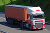 DAF - ADAMS Grangemouth (scotrailm 63A) Tags: lorries trucks adams