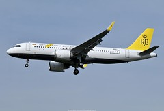 Royal Brunei Airbus A320neo V8-RBB (Planes Spotter And Aviation Photography By DoubleD) Tags: airbus manufacturer a320 a320neo neo msn 8261 registartion test flight v8rbb royal brunei airlines jet liner airliners planes aircraft aviation air profile winglets landing gear leap engines france toulouse lfbo airport planespotter spotters spotting canon eos