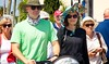Determined Smugness (LarryJay99 ) Tags: westpalmbeach florids antitrump 2018 smiles people hats sunglasses glasses protests walking marchtosaveourlives march protest smugness smug faces humans streets strangers pedestrians