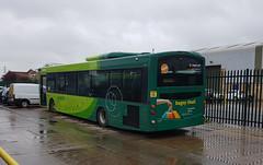 AE09 GYY (markkirk85) Tags: volvo b7rle wright eclipse stagecoach east new fens 42009 21228 bus buses ae09 gyy ae09gyy
