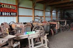 Newfane 066 (53) (swi66) Tags: dunkirk hit miss motors diesel cannons farm tractor john deere antique historical
