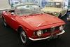 1966 Alfa Romeo Giulia GTC (davocano) Tags: lpf166d brooklands carauction historicsatbrooklands