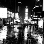 Times Square Night Rain 2 thumbnail