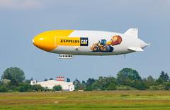 Vzducholoď Zeppelin v Praze Letňanech (Honzinus) Tags: cat zeppelin letňany praha prague prag cz czech