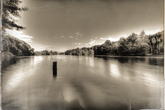 Obersee 2018-05-21 - HDR - Creative (Pascal Volk) Tags: berlin althohenschönhausen obersee lakeobersee see lago lake monochrome sepia altorangodinámico highdynamicrangeimage hdr hdri hdraddicted wideangle weitwinkel granangular superwideangle superweitwinkel ultrawideangle ultraweitwinkel ww wa sww swa uww uwa canoneos6d irix11mmf40 blackstone 11mm 11mmlens irixlens extremewideangle manfrotto mt055xpro3 468mgrc2 dxofilmpack dxophotolab hdrsoftphotomatix polaroid664