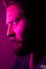 Neon (That English Chap) Tags: portrait neon portraiture jameseagle nikon d7000