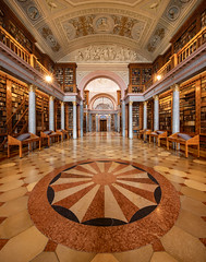 Pannonhalma (CONTROTONO) Tags: controtono library librarian librarians conference books stacks serials programs readers architecture interior exterior signs