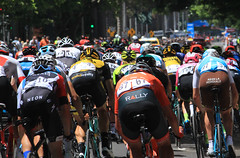 2018_05_19_8207-PS (DA Edwards) Tags: california amgen northern tour amgentoc toc bicycle bike race sacramento 18th street heat peloton motorcycle cameraperson insane spring 2018 da edwards photography color