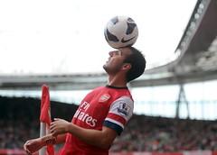 Arsenal v Southampton - Premier League (Stuart MacFarlane) Tags: football soccer clubsoccer premierleague englishpremierleague englishsoccerleague arsenal arsenalfc southampton southamptonfc london england unitedkingdom gbr