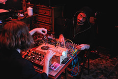 M.A.K.T. Sono (Aurélien Digard) Tags: egocideproductions maktsono magalialbespy kecaptuyul experimental noise improvisation moog armony montreuil paris